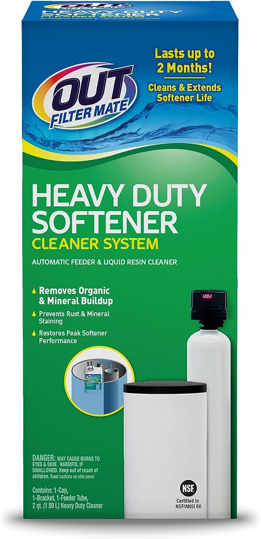 Filter-Mate Heavy Duty Liquid Softener Cleaner Kit