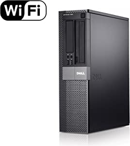 Dell Optiplex - C2D 3.16GHz - New 4GB Memory - 250GB - DVDRW - Windows 7 - (Certified Reconditioned)