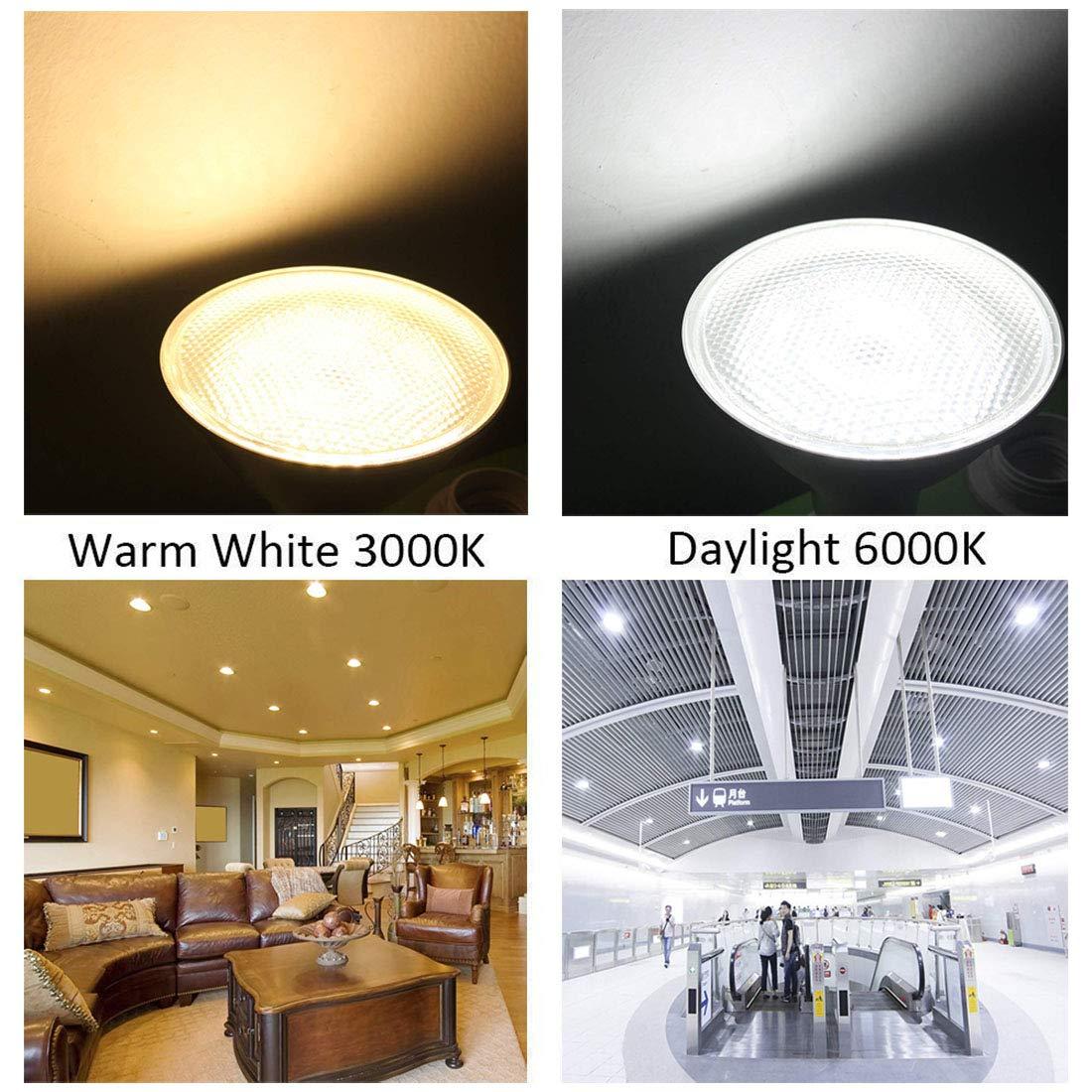 1-Pack Par38 LED Warm White