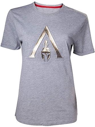 de Assassins Creed Origins T-Shirt BAYEK taille XS EXTRA SMALL - 12//14 Ans 100/% Original and Officiel