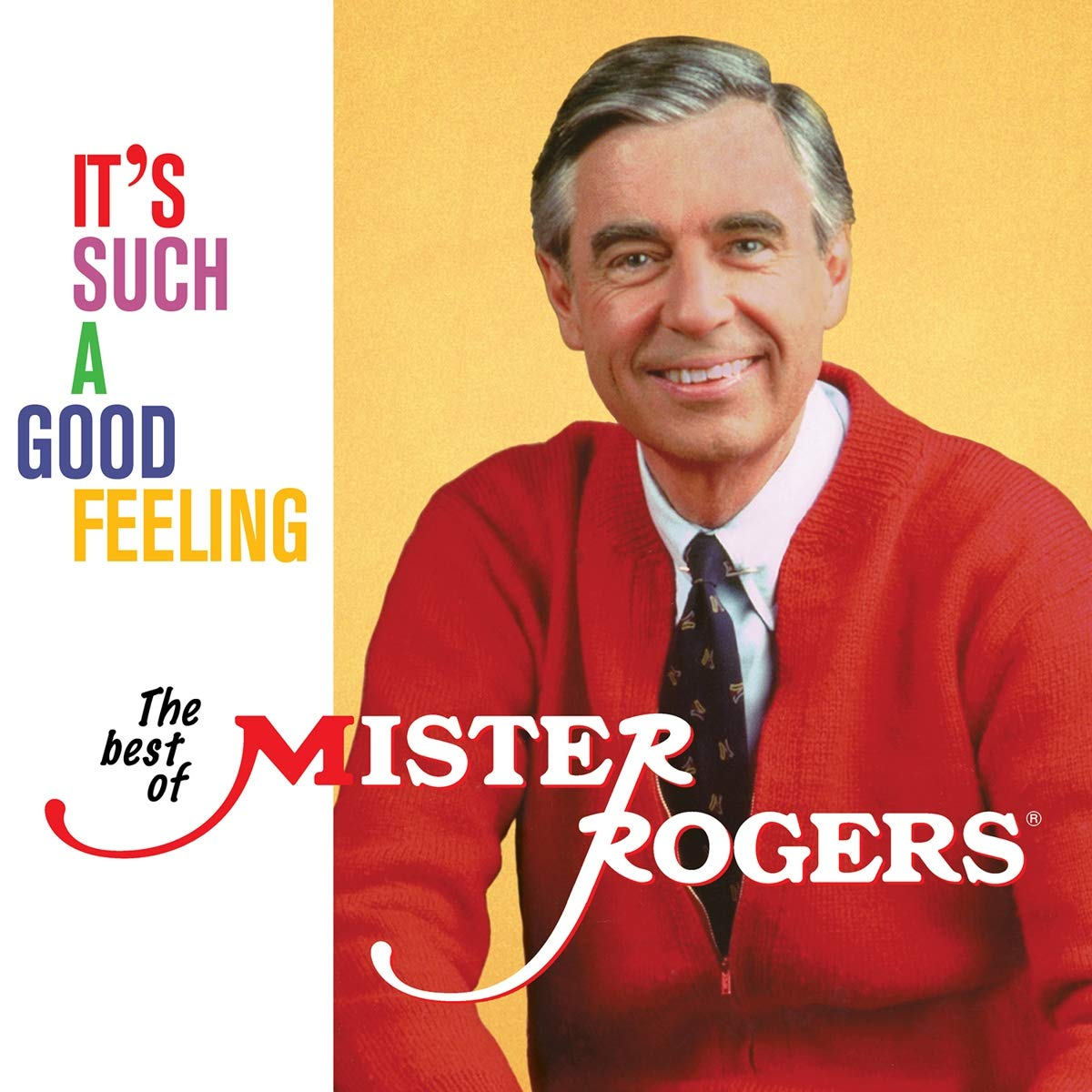 Various It S Such A Good Feeling The Best Of Mister Rogers Amazon Com Music
