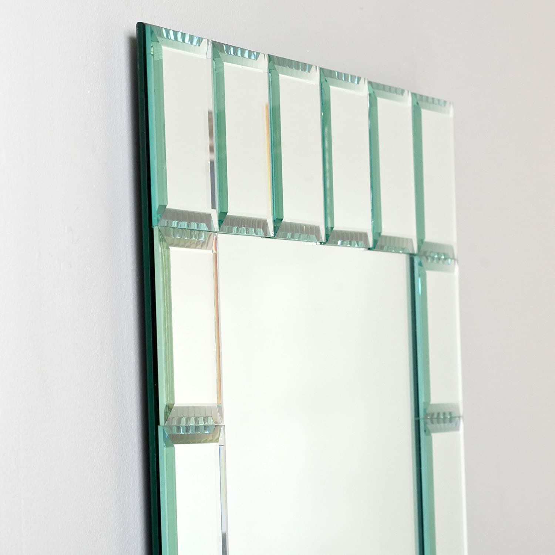 Amazon Montreal Bathroom Mirror In Black Home Kitchen