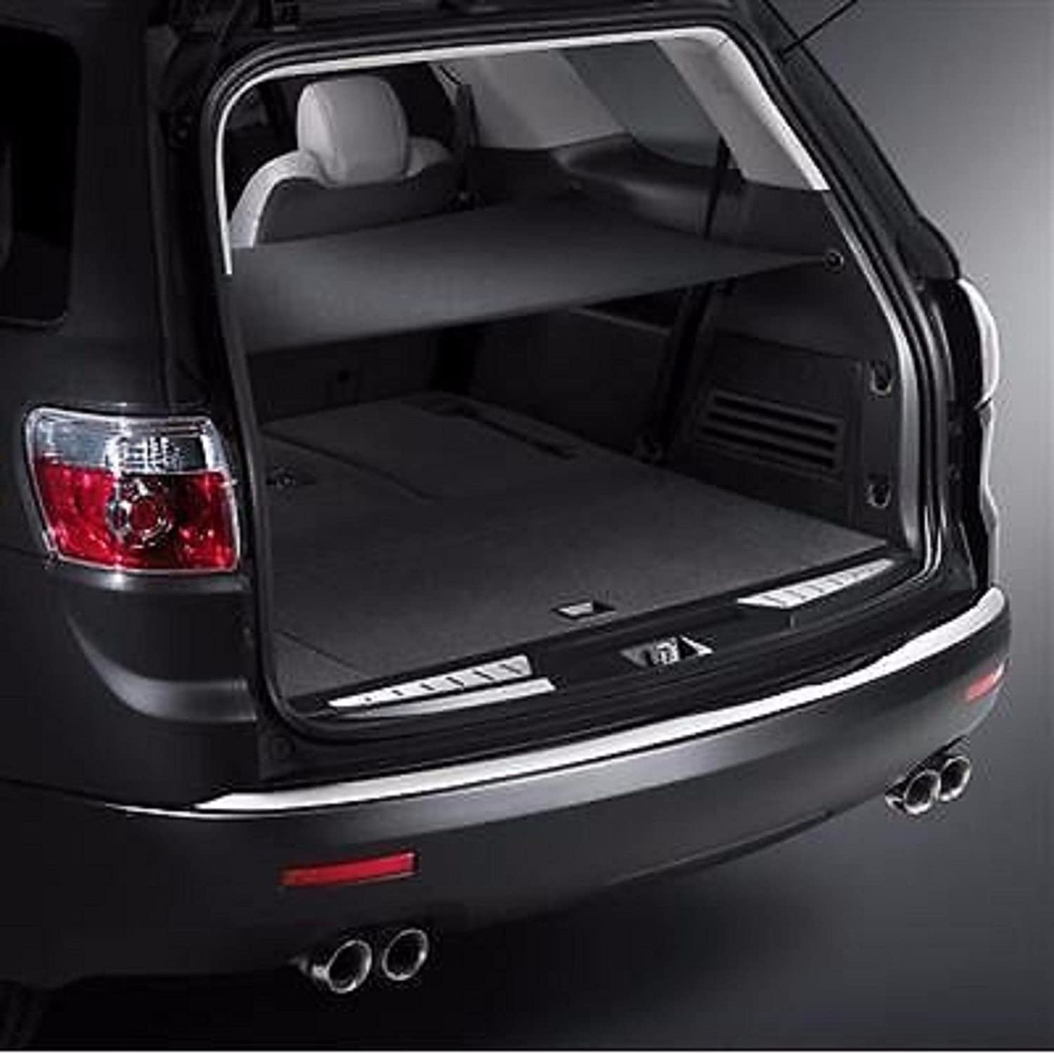 TRUNK SECURITY CARGO AREA SHADE COVER EBONY FOR GMC Acadia Buick Enclave Chevy Traverse Saturn Outlook BRAND NEW