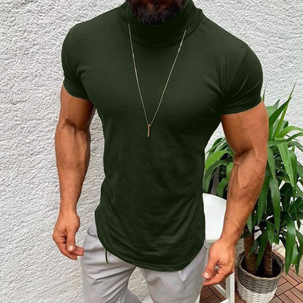 Amazon.com: OrchidAmor Mens Boys 2019 New Solid Gym Shirts, Soft Adult T-Shirt: Clothing