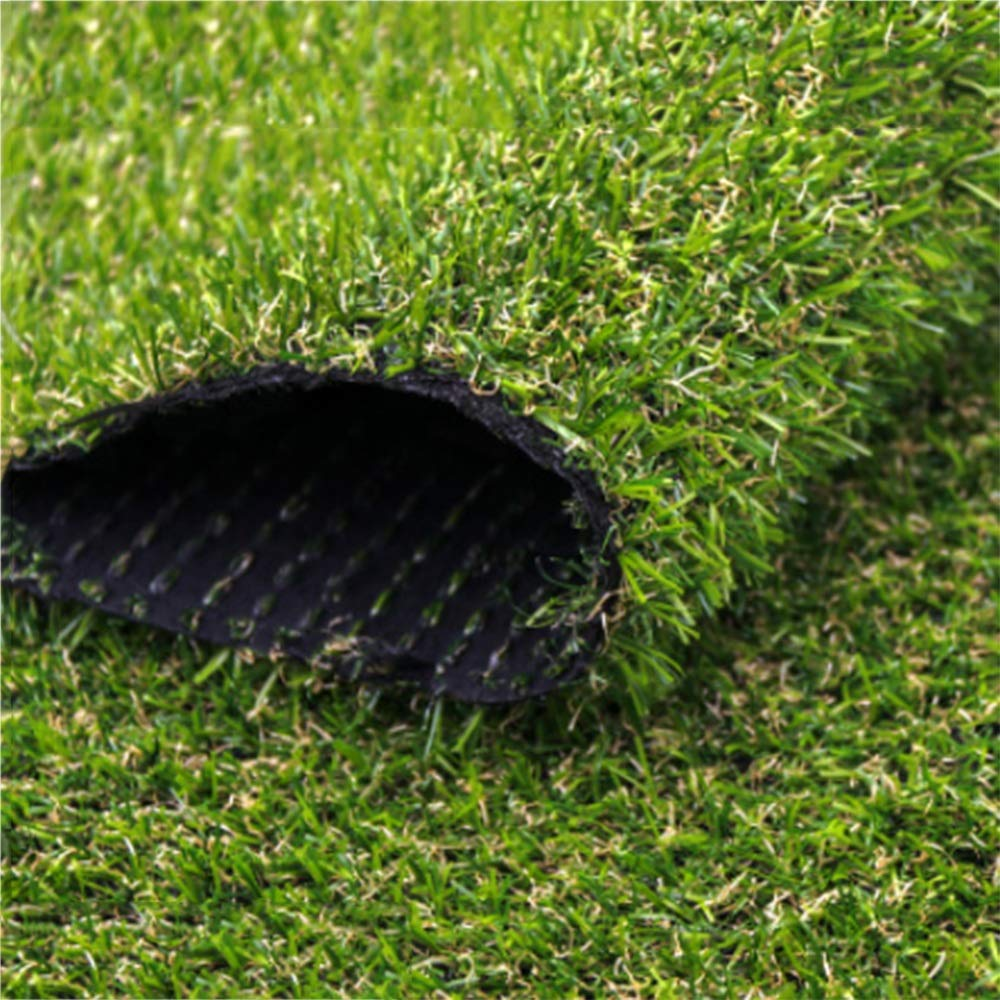 YNFNGXU 20 mmパイル高密度人工芝プラスチック緑の植物の装飾幼稚園/バルコニー緑毛布 (サイズ さいず : 9x1m) B07RLL66ST  9x1m