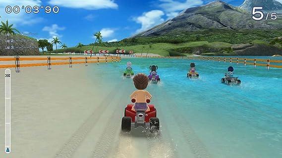 Go Vacation - Nintendo Switch [Importación inglesa]: Amazon.es ...