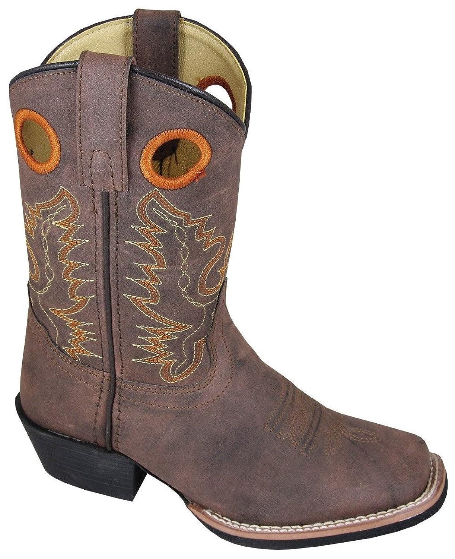 Smoky Mountain Boys' Memphis Western Boot Square Toe - 1411C