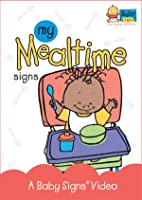 Baby Signs My Mealtime Signs Video