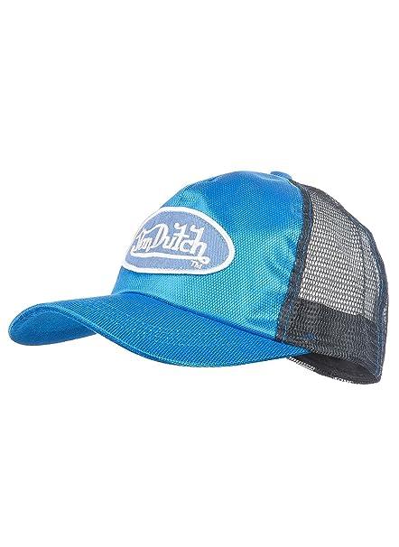 Von Dutch Gorra de béisbol - para hombre Azul Blue/Black Taille unique YZGerhc
