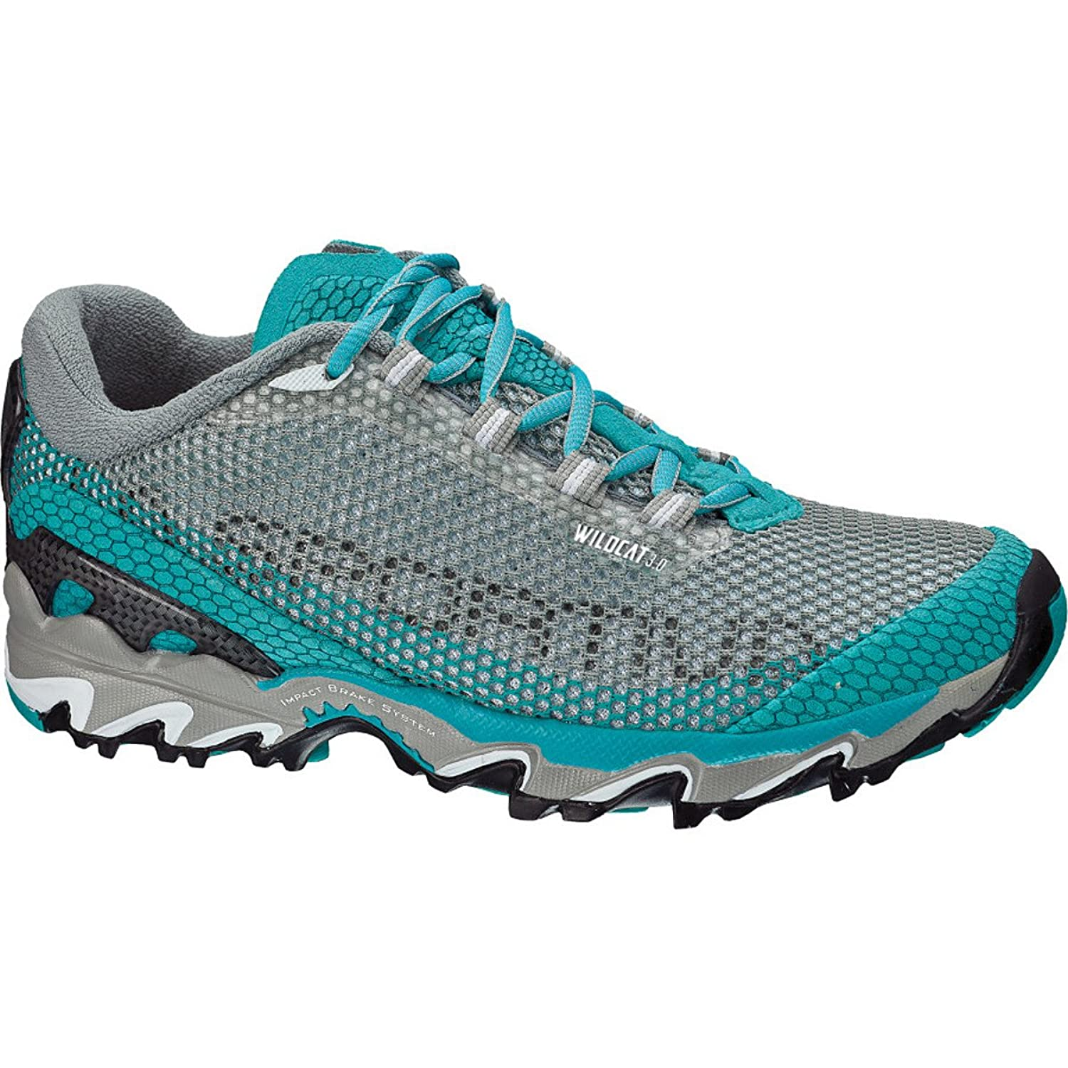 Amazon.com | La Sportiva Wildcat 3.0 Trail Running Shoe - Women's Turquoise  37 | Trail Running