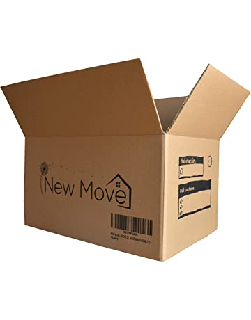 488e158c3 NEW MOVE- Pack de 15u -450x300x250mm - Canal simple reforzado superior, muy  resistente