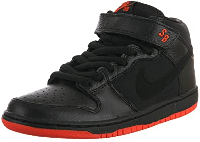 new products b3168 66acf Nike Dunk Mid Pro SB 'Halloween' - 314383-022 - Size 36-EU ...