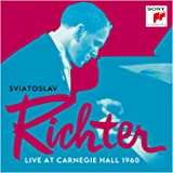 Sviatoslav Richter Live At Carnegie Hall