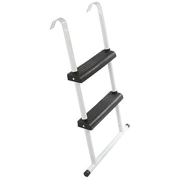 Ultrasport - Escalera para Cama elástica con escalones de plástico