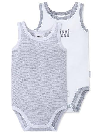 Schiesser Pack de 2 Body para beb/é