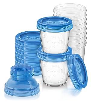 #原创新人#美亚入手 AVENT 新安怡 母乳奶袋和储存杯(开箱+评测)