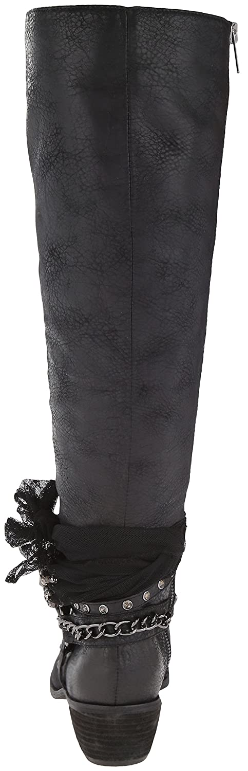 Not Rated Women's Tutsan Riding Boot B00JH4FHNU 7.5 B(M) US|Black