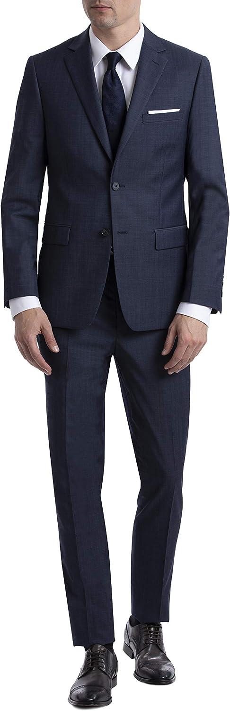Calvin Klein Men's Skinny Fit Stretch Suit