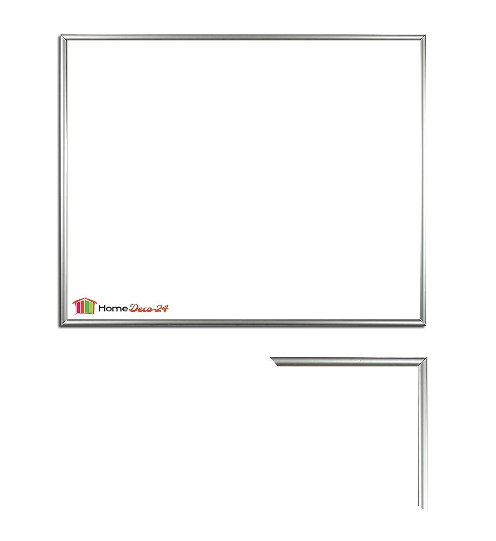 Amazon.de: Easy Kunststoff-Bilderrahmen 45x60 cm 60x45 cm Farbwahl ...