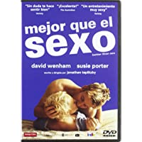 Mejor Que El Sexo DVD