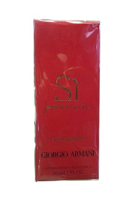 583354492f GIORGIO ARMANI SI PASSIONE EDP SPRAY 30ML: Amazon.it: Bellezza