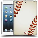 Head Case Designs Baseball Ball Collection Soft Gel Case for Apple iPad Mini 1/2 / 3