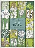 Drôle d'herbier, d'après la pédagogie Montessori : Un poster offert à l'intérieur