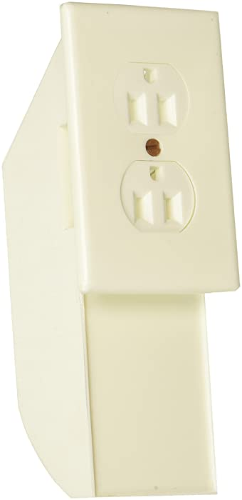 9. Evelots Hidden Wall Safe Diversion Safe Outlet Safe, Hide Valuables, Cash