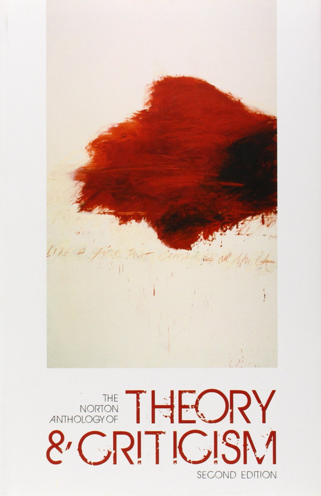 Norton Anthology Of Theory And Criticism 2e The Vincent Leitch