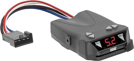 Reese Towpower 8507111 Brakeman IV Digital Brake Control