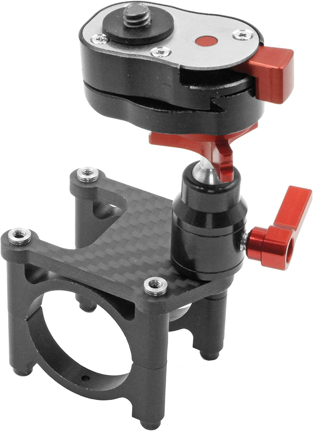 GyroVu Heavy Duty Monitor Mount with Quick Release for DJI Ronin Stabilizer