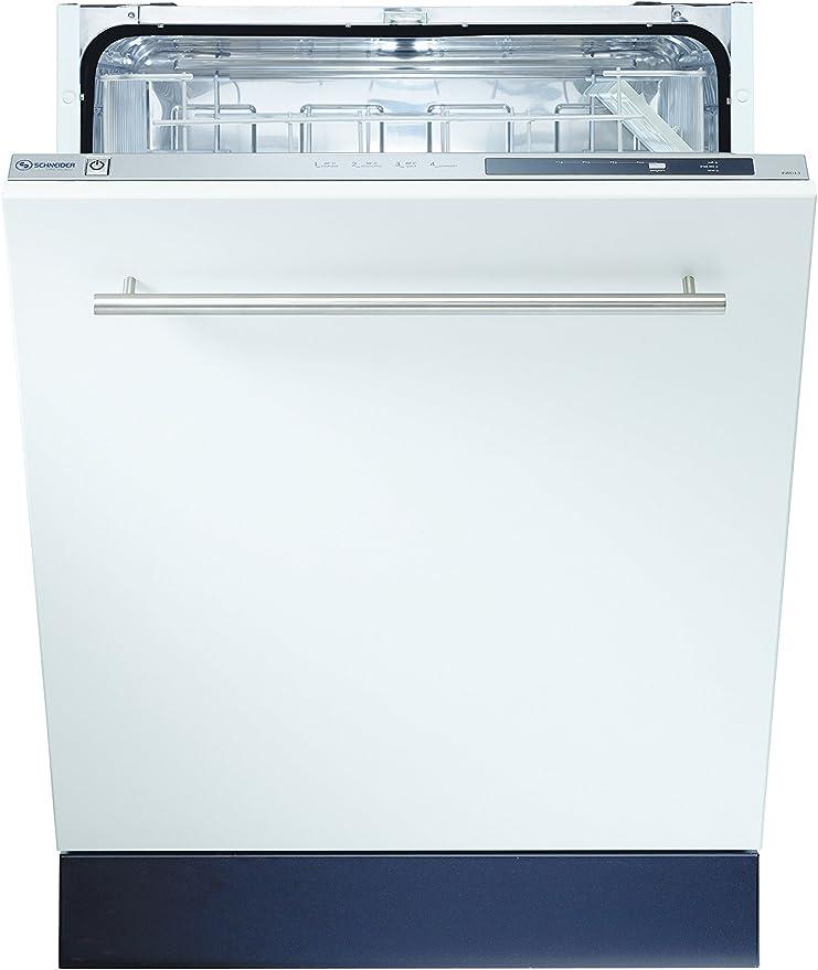SCHNEIDER CONSUMER SLIN 4310 lavavajilla Totalmente integrado 12 ...
