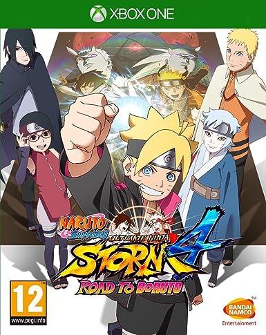 Namco Bandai Games Naruto Shippuden: Ultimate Ninja Storm 4 Road to Boruto, Xbox One Básico Xbox One Inglés vídeo - Juego (Xbox One, Xbox One, Acción / Lucha, T (Teen)): Amazon.es: Videojuegos