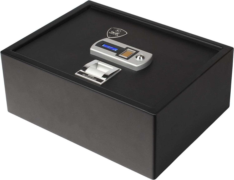 fingerprint enable security system