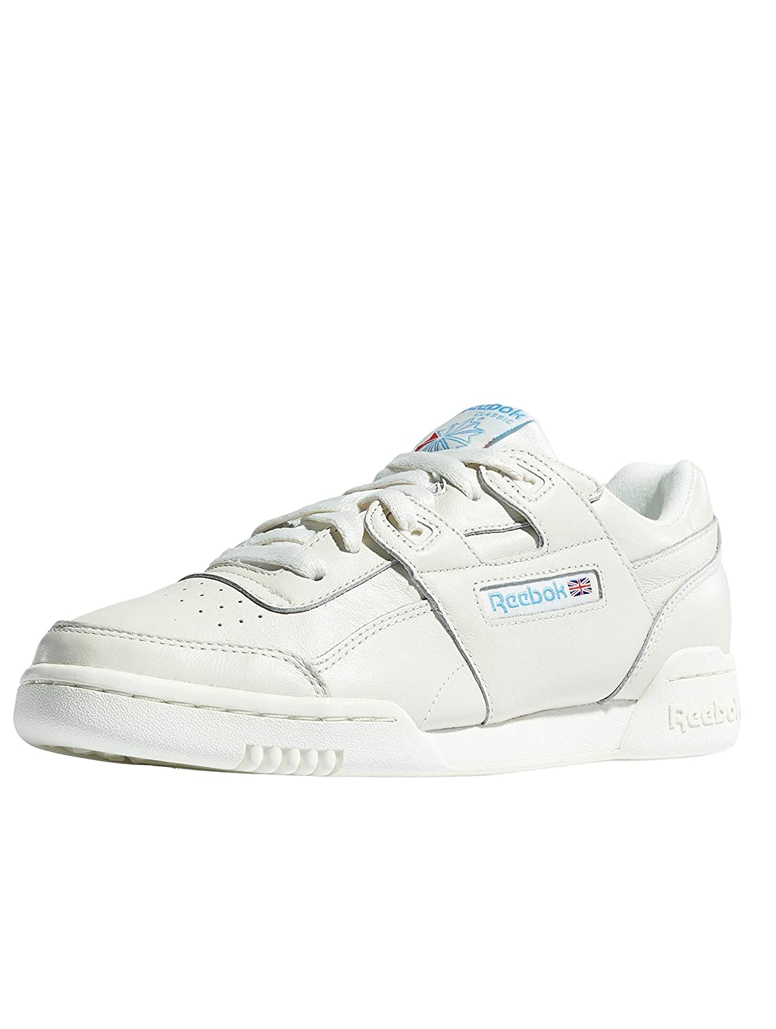 Chalk Blau Reebok Damen Workout Lo Plus Fitnessschuhe