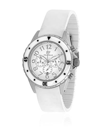 Folli Follie Reloj con movimiento Miyota Woman WF8T031ZEW 39 mm