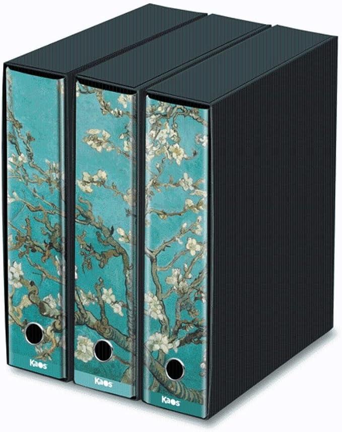 Gut Set 3 Raccogl. D8 Kaos Mandorlo 87050: Amazon.es: Oficina y papelería