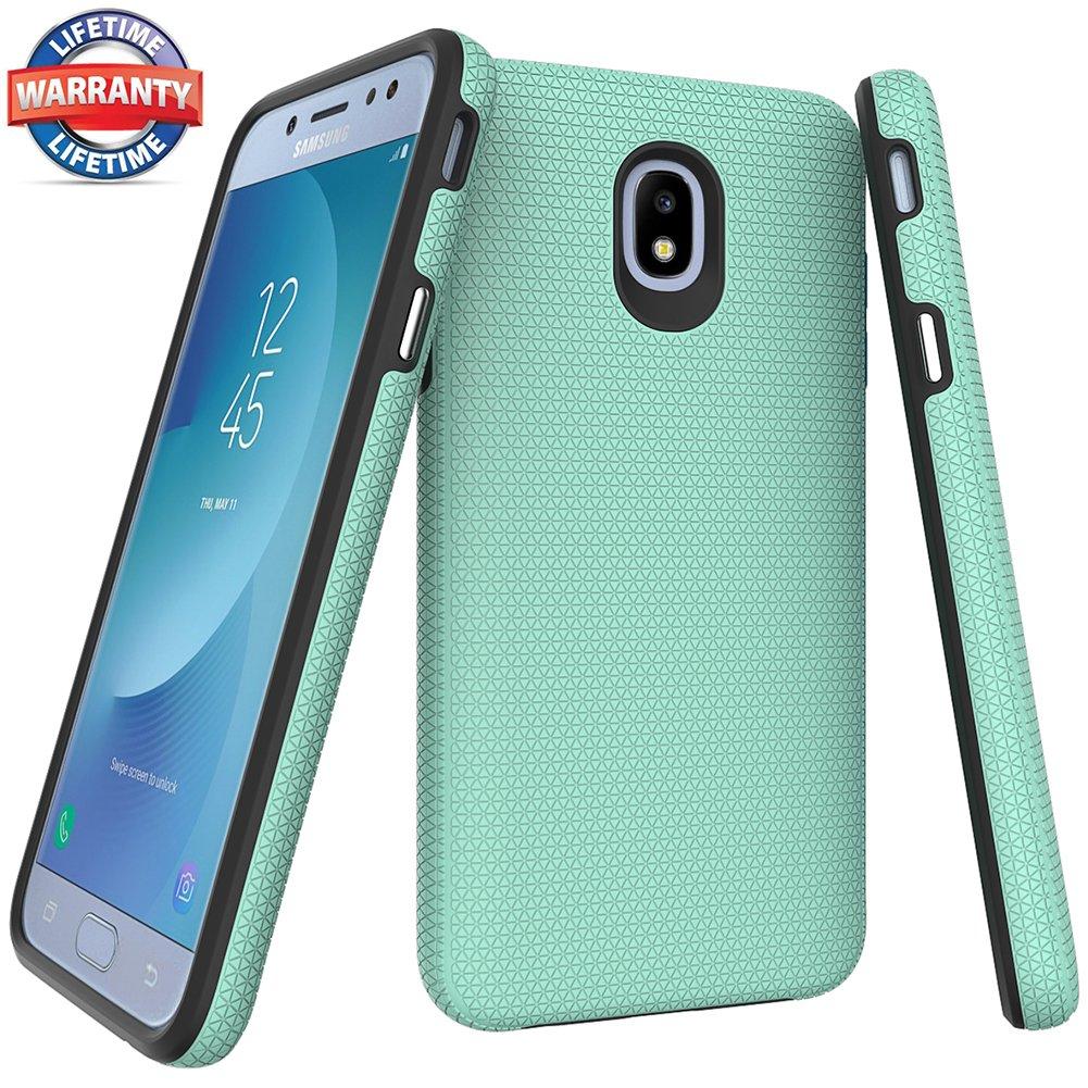 Galaxy J3 2018 Case,Galaxy J3 Star Case,Galaxy J3 Achieve Case,Galaxy Express/Amp Prime 3 Case,Galaxy J3 V J3V 3rd Gen Case,Asmart Slim Protective ...