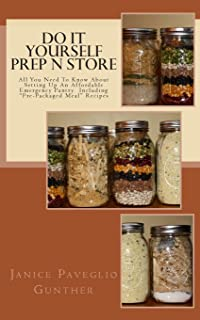 Dinner is in the jar quick and easy dinner mixes in mason jars or do it yourself prep n store recipes prepping ideas made easy forumfinder Choice Image