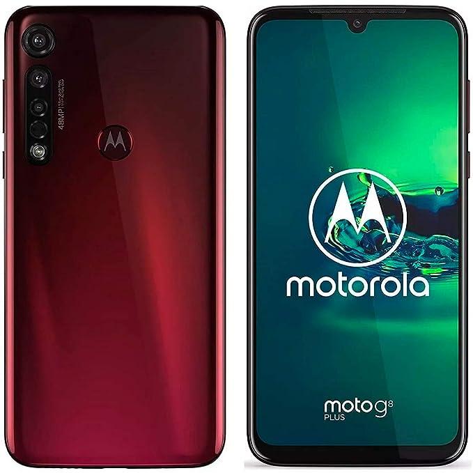 Motorola Moto G8 Plus Phone (Crystal Pink, 64 GB, 4 GB RAM ...