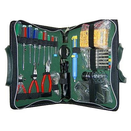 Cablematic - Estuche de herramientas varias de 31 piezas ...