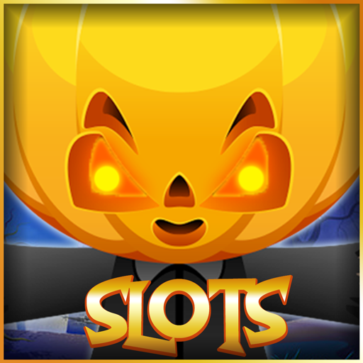 Halloween Pumpkin Slots - Midnight Jackpot -