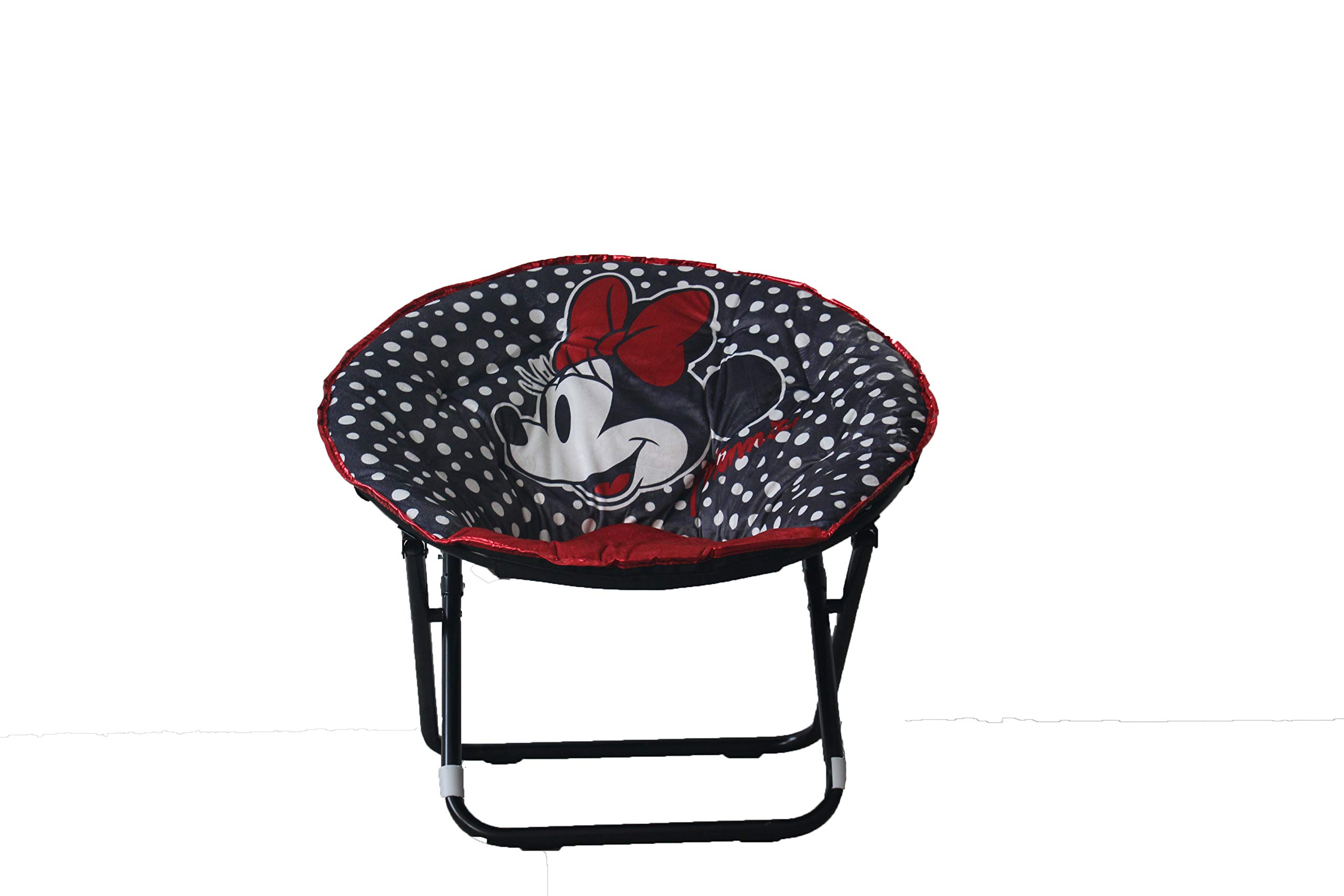 Oversized Minnie Mouse Saucer Chair by Disney