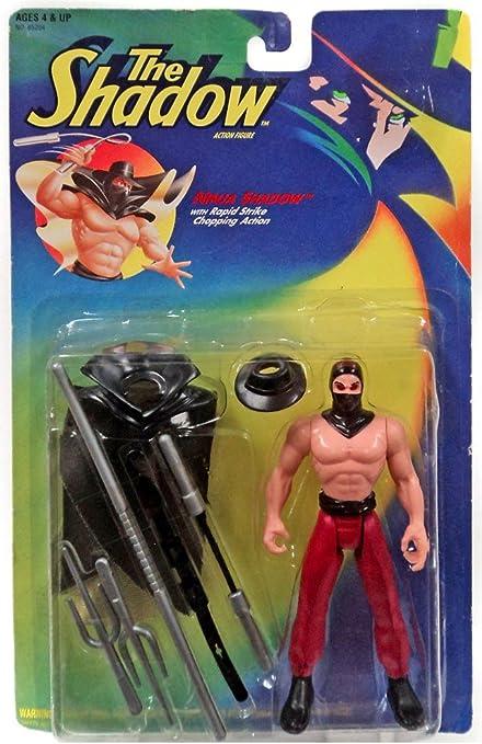 Amazon.com: La Sombra Ninja Shadow Figura de acción: Toys ...