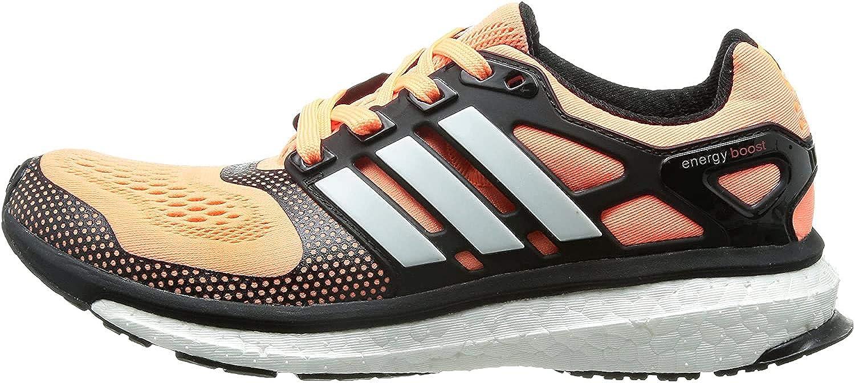 Adidas Energy Boost ESM W, Zapatillas para Mujer, Flaora/Ftwwht/Cblack, 36 2/3 EU: Amazon.es: Zapatos y complementos