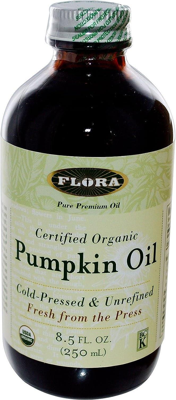 Flora, Oil Pumpkin Seed Organic, 8.5 Fl Oz