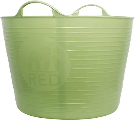 Faulks Sp42Pst Tub Trug Pistachio Large