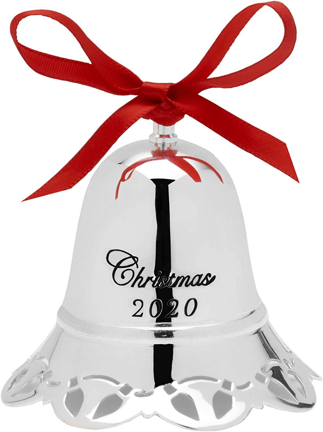 Towle 2020 Christmas Bell Amazon.com: Towle 2020 40th Edition Annual Musical Bell Ornament