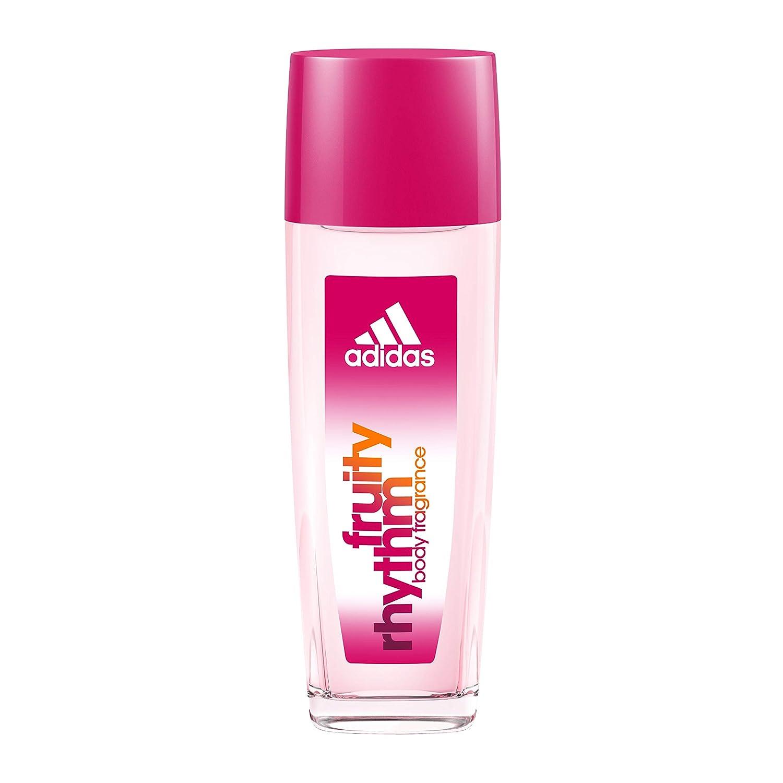 pasión carencia Oxido  Amazon.com : Adidas Fragrance Body Fragrance Fruity Rhythm for Women 2.5  Fluid Ounce Spray Bottle Body Spray for Everyday Use Fruity Fragrance :  Beauty