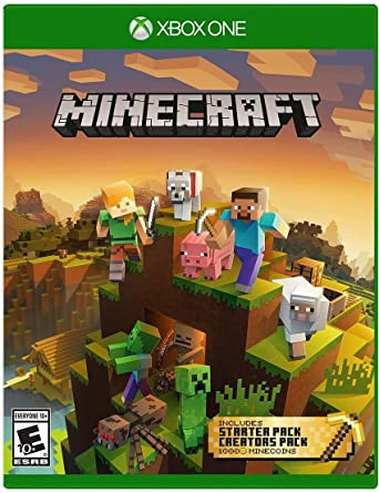 Minecraft Master Collection for Xbox One [USA]: Amazon.es ...